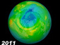 NASA - NASA Pinpoints Causes of 2011 Arctic Ozone Hole   Dan's Space News   Scoop.it
