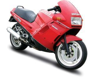 Tamburini's Dream Machine: The Ducati Paso 750 | Classic Italian Motorcycles | Motorcycle Classics Magazine | Ductalk | Scoop.it