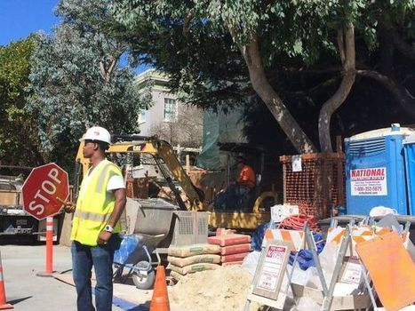 Neighbors feeling squeezed by work on Mark Zuckerberg's S.F. home - SFGate   Home Business,Passive Income, Internet Marketing, Online Business   Scoop.it