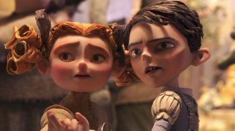 Laika Uses 3D Printing to Create the Stop Motion Characters For Their Latest ... - 3DPrint.com | Machinimania | Scoop.it