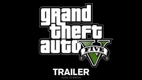 Grand Theft Auto V - Trailer | Rockstar Games | Matmi Staff finds... | Scoop.it