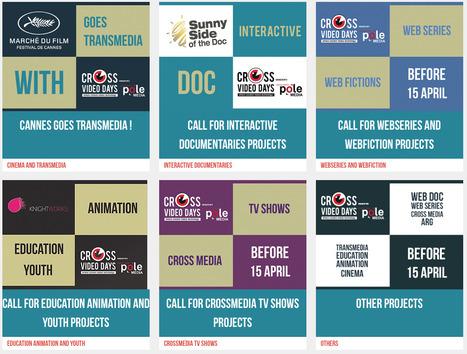 Crossvideodays   Digital Creativity & Transmedia   Scoop.it