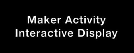 Maker Activity: Interactive Display with MaKey MaKey | Findings | iPads in Education | Scoop.it