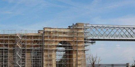 Cubzac (33) : le pont Eiffel rouvre à la circulation lundi ou mardi | Projets urbains sur Bordeaux | Scoop.it