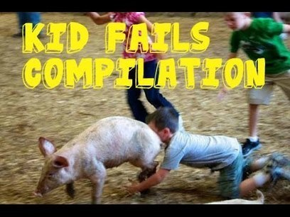 Kid Fails Compilation - YouTube | Fail Videos and Funny Stuff | Scoop.it