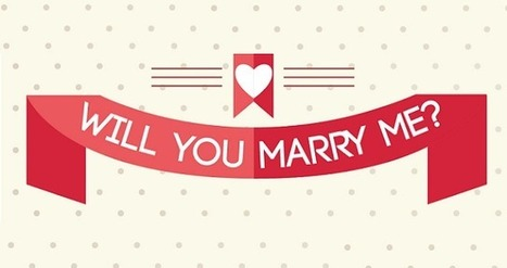 Visualistan: Will You Marry Me? [Infographic] | Latest Infographics | Scoop.it