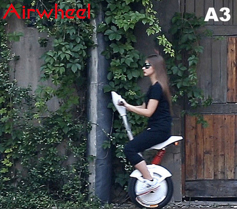 Spend a Meaningful Vacation with Airwheel Intelligent Electric Foldable Bikes Reviews | Press_Release | Scoop.it