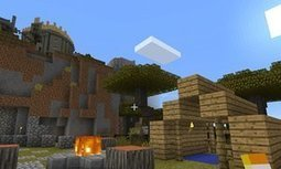 Minecraft comes to Oculus Rift – hands-on in the virtual world | Educational technology , Erate, Broadband and Connectivity | Scoop.it