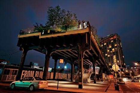 À Manhattan, les citadins échappent à l'enfer urbain grâce à un jardin aérien   Aménagement et urbanisme durable   Scoop.it