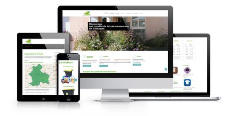 Site internet Drupal pour le SIDEL de Lectoure | Création sites internet Drupal & Magento made in Gers - Toulouse | Scoop.it