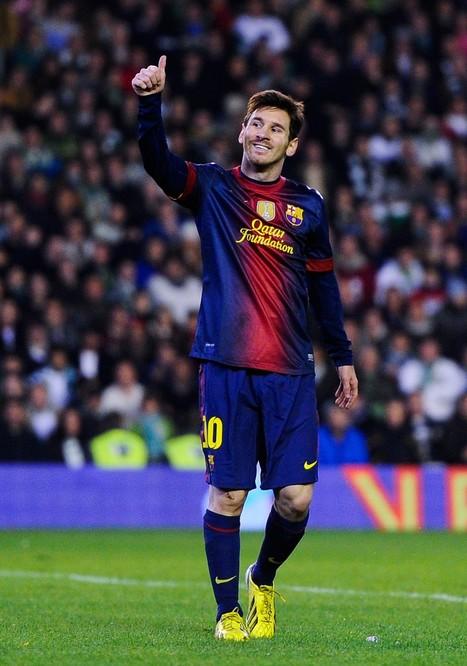 """Messi: """"No podemos cambiar el estilo del Barcelona"""" FC BARCELONA   Deportes   Scoop.it"""