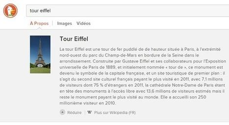 DuckDuckGo affiche aussi des réponses directes en français - #Arobasenet | Actu du petit webmaster | Scoop.it