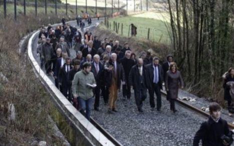 Aragón y Aquitania reafirman su apoyo a la línea de Canfranc | cooperation España-France-Andorra | Scoop.it