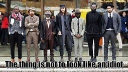 Fashion For Men Over 40 Is To Avoid Looking Like A Moron #STi | News From Stirring Trouble Internationally | Scoop.it