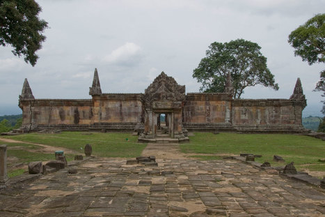 Ancient Hindu temple in firing line due to land dispute | Past Horizons | History | Scoop.it