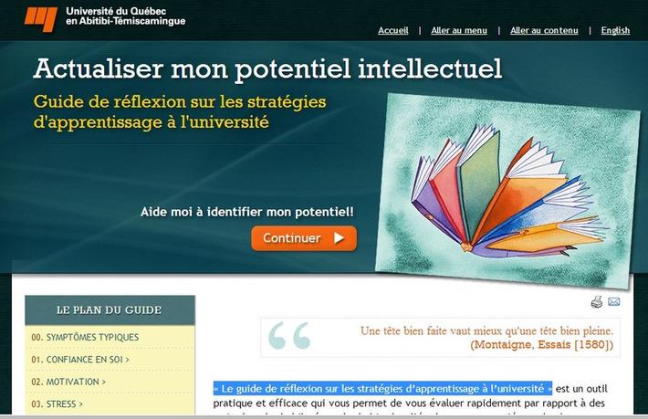 Portail Skoden pour la formation ouverte et à distance - Guide interactif sur les stratégies d'apprentissage   TIC et TICE mais... en français   Scoop.it