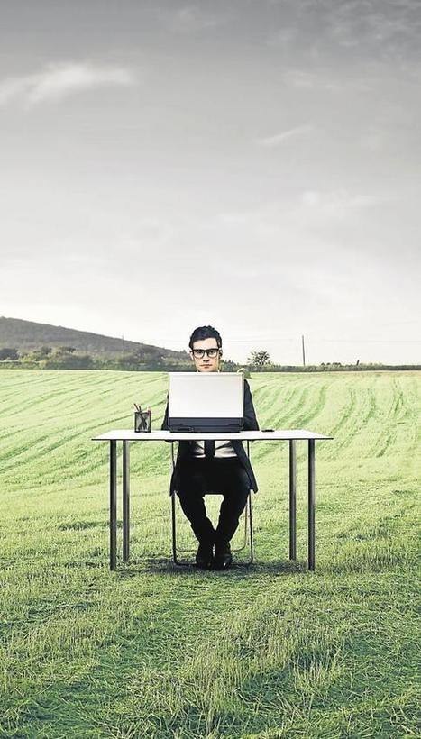 Des outils nomades pour travailler avec plus d'agilité - Les Échos | Les nouveaux supports de vente | Scoop.it