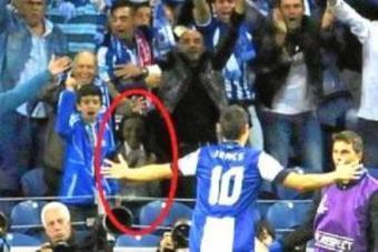 Ghost Photographed in Champions League game | Quite Interesting News | Scoop.it