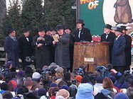 Punxsutawney Phil - Wikipedia, the free encyclopedia | Groundhog Day | Scoop.it