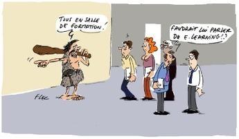 La conduite du changement e-learning n'est pas un luxe… | ALDMO Pédagogie Innovante | Scoop.it