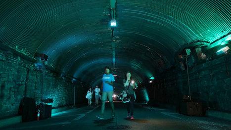 With Park Avenue Closed Above, a Tunnel That Sounds Like the Sea | DESARTSONNANTS - CRÉATION SONORE ET ENVIRONNEMENT - ENVIRONMENTAL SOUND ART - PAYSAGES ET ECOLOGIE SONORE | Scoop.it