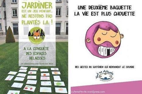 Jardin ou frigo partagés... les idées des étudiants nantais pour révolutionner l'alimentation | Enseignement Supérieur, Innovation et Territoire | Scoop.it