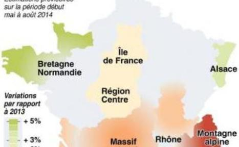 Un été plutôt maussade pour le tourisme français | tourisme gironde | Scoop.it