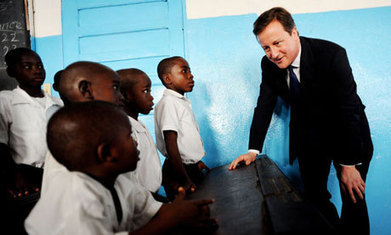 UN goals must aim to eradicate extreme poverty, says David Cameron | Arguments for Basic Income | Scoop.it