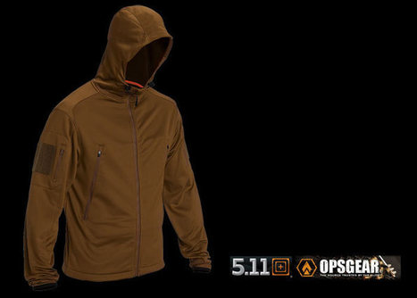 5.11 Reactor FZ Hoodie at OPSGEAR | Popular Airsoft | Airsoft Showoffs | Scoop.it