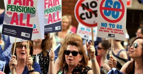 Royaume-Uni : Les départements universitaires en grève contre la baisse des salaires | Higher Education and academic research | Scoop.it