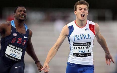 Athlétisme - Meeting Areva : Lemaitre défie Gay et Gatlin vendredi à ... - RTL.fr   International meeting   Scoop.it