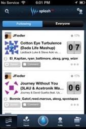 Splash.fm and Shuffler.fm get new iPhone apps | MUSIC:ENTER | Scoop.it