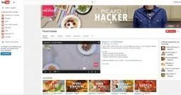 Picard créé le personnage « Picard Hacker » pour présenter des recettes vidéo originales | Stratégie de contenu | Scoop.it