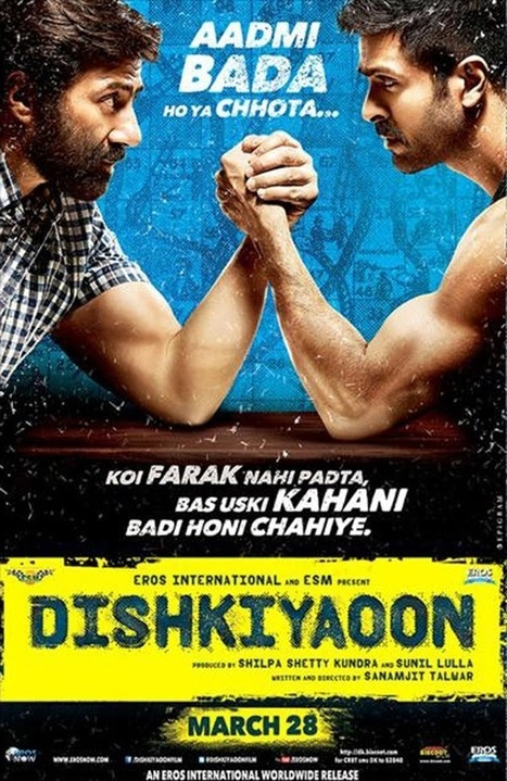 Dishkiyaaoon Review 2014 Movie Releases, Star Cast, Storyline Full Movie Details   moviesthisfriday.com   Scoop.it
