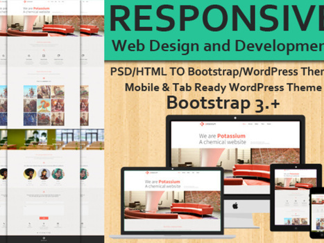 design Responsive Website with Wordpress Multipurpose Theme, mobile & tab ready for £399 | Get Free facebook Fans Like, free twitter followers & Earn Money From Online | Scoop.it