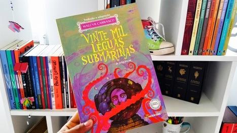 UNIVERSO DOS LEITORES: 20 Mil Léguas Submarinas, em uma adaptação de Walcyr Carrasco | Ficção científica literária | Scoop.it