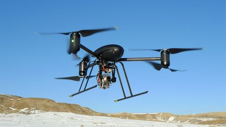 High anxiety on the Hill about civilian drone use | Rise of the Drones | Scoop.it