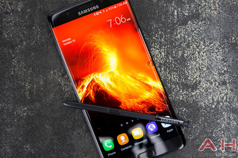 Samsung To Face A Lawsuit In The US Over The Galaxy Note 7 | Androidheadlines.com | Nerd Vittles Daily Dump | Scoop.it