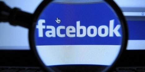 Fichage : quand Facebook passe du virtuel au réel | CommunityManagementActus | Scoop.it