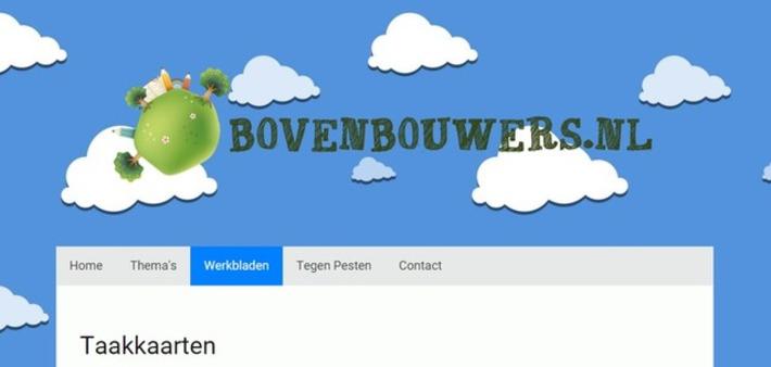 Edu-Curator: Mooie taakkaarten kun je gratis downloaden op de website 'Bovenbouwers' | Educatief Internet - Gespot op 't Web | Scoop.it