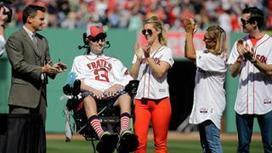 Frates' dream of becoming big leaguer comes true | #ALS AWARENESS #LouGehrigsDisease #PARKINSONS | Scoop.it