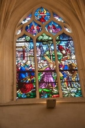 Nonancourt – église saint Martin – Vitraux 2 - philippe-riglet.net | Vitraux | Scoop.it