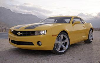 3D Chevrolet Camaro | 3D Library | Scoop.it