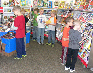 School library still a busy place in the digital age - Spring Valley Tribune | NGOs in Human Rights, Peace and Development | Scoop.it