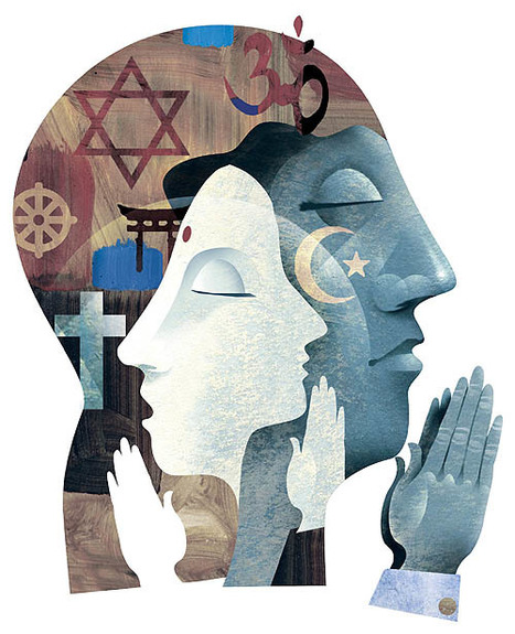 Queen's study finds religion helps us gain self-control | Psychology and Brain News | Scoop.it