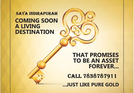 Saya Gold Avenue New Project Indirapuram Ghaziabad - INDIRAPURAM PROPERTIES   Real Estate   Scoop.it