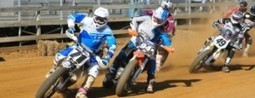 Tight Racing Abounds at Lampeter Afternoon ST   California Flat Track Association (CFTA)   Scoop.it