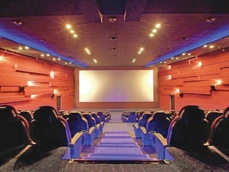 Changing culture: Investment flows swiftly to modern multiplex cinemas - The Express Tribune | Mad Cornish Projectionist News | Scoop.it
