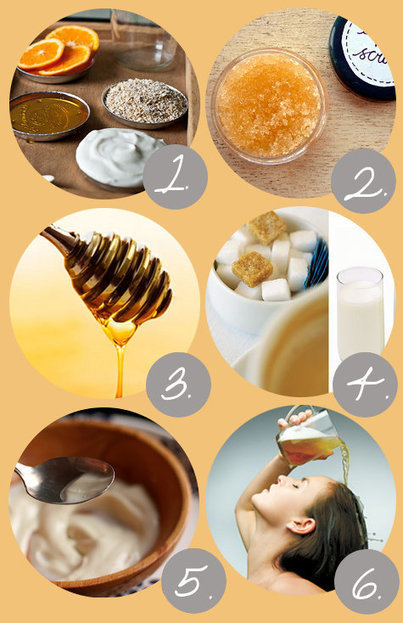 DIY Natural Organic Skin Care Recipes - 18 Bath, Body and Beauty Recipes You Can Make at Home for Healthy Skin and Hair - Soap Deli News | Health and Beauty | Scoop.it