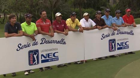 Cuatro argentinos aseguraron su lugar en la temporada 2014 del PGA Tour Latinoamérica | Golf | Scoop.it
